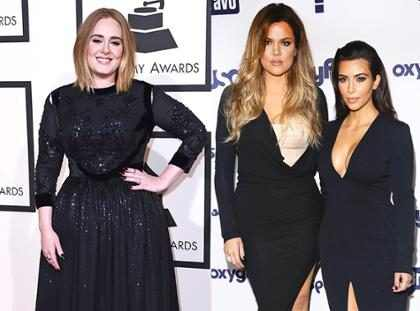 Adele se declar&oacute; fan&aacute;tica N&ordm; 1 de <em>Keeping Up With The Kardashians</em> (+ Video)