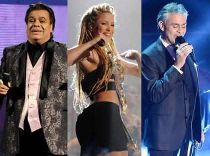 Conoce la lista de nominados a los Latin Grammy 2016