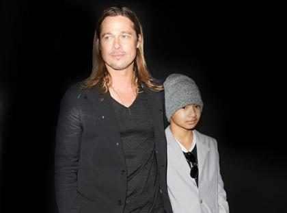 La relación de Brad Pitt con su hijo Maddox parece haber quedado destruida para siempre
