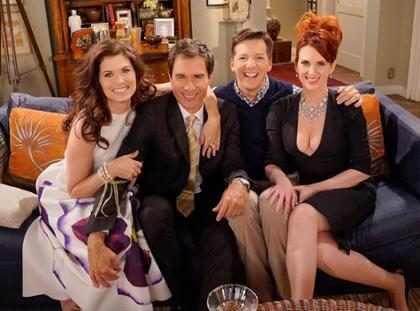 Elenco de Will & Grace anuncia volta da série