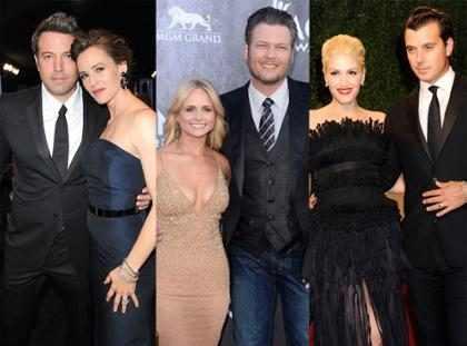 ¿Qué fue de las parejas que se separaron en 2015?