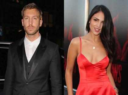 Calvin Harris coquetea con Eiza González en Instagram y desata histeria colectiva (+ Fotos)