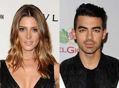 Así es como Ashley Greene respondió a las últimas revelaciones sexuales de Joe Jonas (+ Foto)