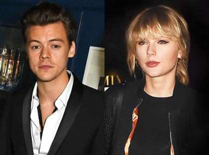 Harry Styles canta trecho de música da Taylor Swift em show