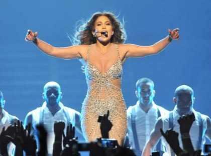 Jennifer Lopez, Madonna y más súper estrellas que comenzaron como bailarinas de otros famosos