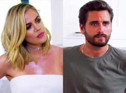 ¿Por qué Khloé Kardashian está preocupada por el comportamiento de Scott Disick? (+ Video)