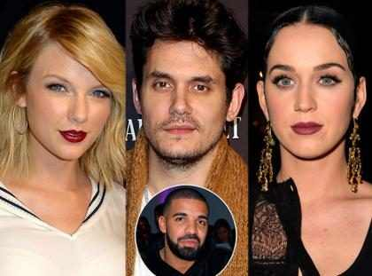 Así fue como Taylor Swift logró sobrevivir a su reciente encuentro con Katy Perry y John Mayer (+ Foto)
