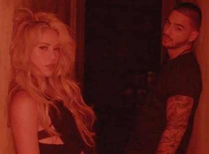 Shakira lança nova música, Chantaje, em parceria com Maluma
