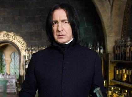 Esta teor&iacute;a sobre <em>Harry Potter</em> asegura que Severus Snape es transg&eacute;nero