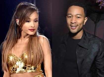Ariana Grande e John Legend regravarão música tema de A Bela e a Fera