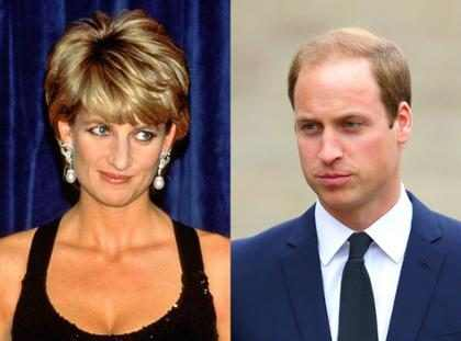 Esta fue la conmovedora promesa que el Príncipe William le hizo a su madre antes de que muriera
