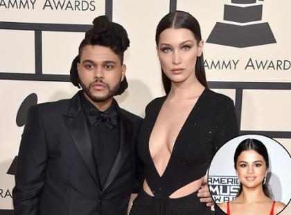 Entre Selena Gomez y Bella Hadid no debe existir ningún enfrentamiento por The Weeknd y aquí te explicamos por qué