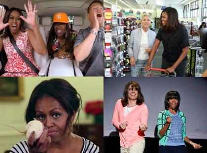 OMG! ¡Michele Obama será jueza en un reality show!