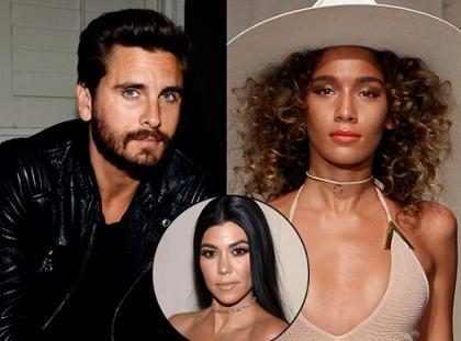 Kourtney Kardashian responde de manera explosiva al nuevo amorío de Scott Disick (+ Fotos)