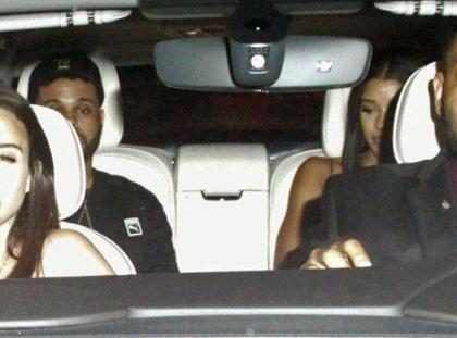The Weeknd é flagrado pela primeira vez após término com Selena Gomez