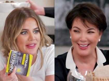 Kris Jenner se venga de Khloé Kardashian bromeando sobre resequedad e infecciones vaginales ¡Incómodo!