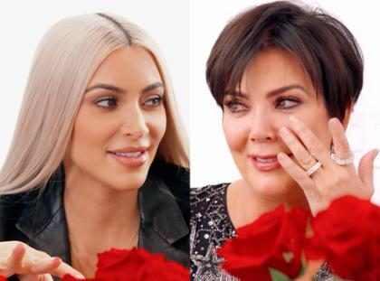 ¡Kris Jenner habla sobre los bebés de sus hijas!
