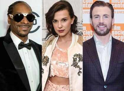 Chris Evans, Millie Bobby Brown y otras estrellas se unen para hacerle frente al bullying