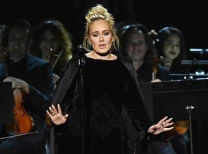 Ooppss! Adele y <em>Metallica</em> fueron las nuevas v&iacute;ctimas de la maldici&oacute;n de los Grammys