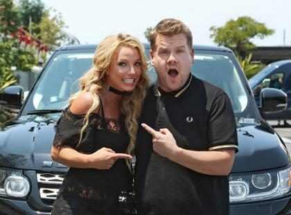 James Corden se declara #TeamBritney y destroza a <em>Britney Ever After</em> de la mejor manera (+ Video)