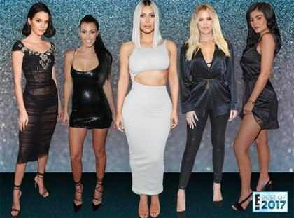 ¡Las Kardashian-Jenner estrenan juntas una poderosa campaña para Calvin Klein!