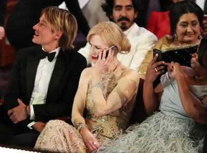Los grandiosos memes también fueron ganadores en la noche del Oscar (Fotos + Video)