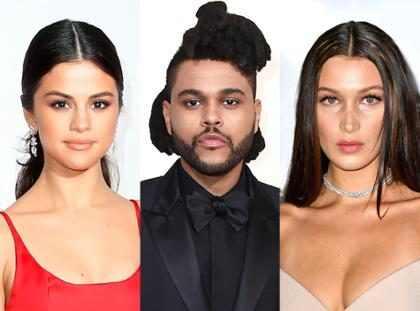 La nueva música de The Weeknd parece hacer referencia a Selena Gomez y Bella Hadid ¡Mira!