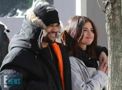 Selena Gomez chega com The Weeknd ao Brasil