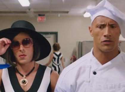 Zac Efron aparece vestido de mulher em novo trailer de Baywatch