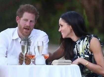 Príncipe Harry celebra 33 anos ao lado da namorada Meghan Markle