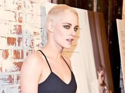 Ellos fueron los que autorizaron el radical cambio de look de Kristen Stewart