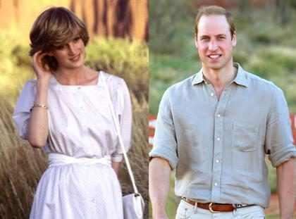 """El Príncipe William se sincera a 20 años de la muerte de la Princesa Diana:""""Todavía es difícil"""""""