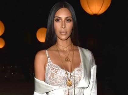 Kim Kardashian se convierte en la Virgen María y causa conmoción (+ Foto)