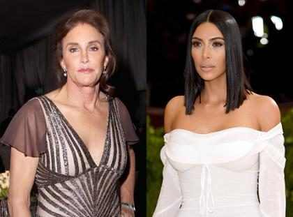 Kim Kardashian ya no respeta a Caitlyn Jenner después de leer sus memorias