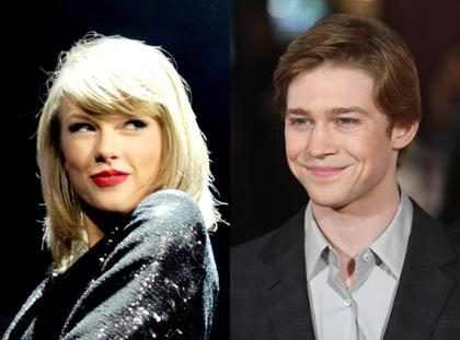 Taylor Swift e Joe Alwyn se escondem ao serem flagrados saindo de academia
