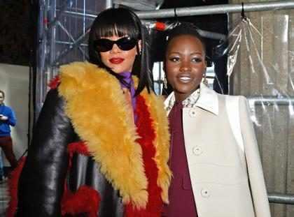 Rihanna e Lupita Nyong'o vão estrelar filme baseado em meme viral