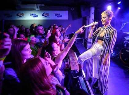 Katy Perry le brindó un emotivo homenaje a las víctimas de Mánchester