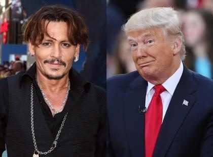 Johnny Depp se disculpa por bromear sobre asesinar a Donald Trump