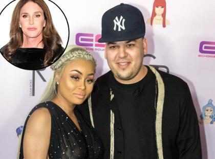"Caitlyn Jenner: Rob Kardashian fue ""estúpido"" por el ataque a Blac Chyna"