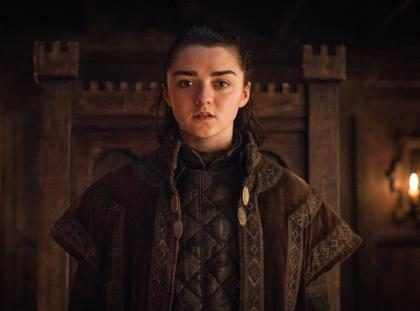 Así es el duro entrenamiento de Maisie Williams para ser Arya Stark en Game Of Thrones