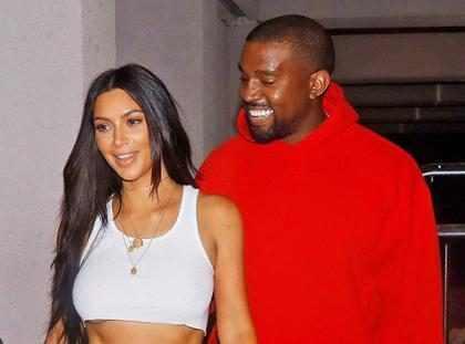 Kim Kardashian revela por que ela e Kanye West não compram mais presentes