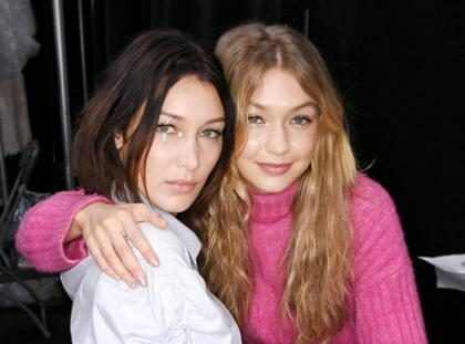 Mira la épica broma que le jugó Bella Hadid a su hermana Gigi