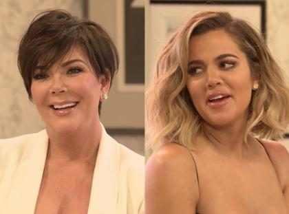 Las Kardashians reaccionan a grandes rumores: ¿Kendall tuvo algo con Scott?, ¿Kris se acostó con Lamar?