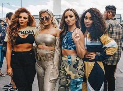 Meninas do Little Mix dançam sucesso brasileiro de Pabllo Vittar