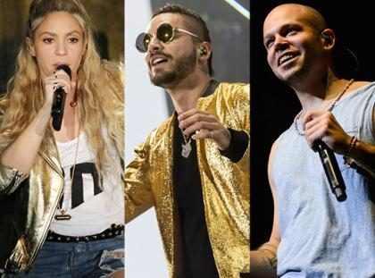 ¡Estos son los nominados a los Latin Grammy 2017!