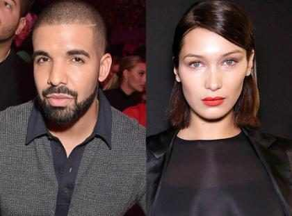 ¿Drake y Bella Hadid están saliendo?