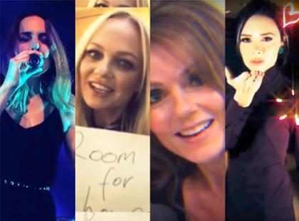 Mel C lança clipe de Room for Love com Spice Girls, mas com ausência de Mel B