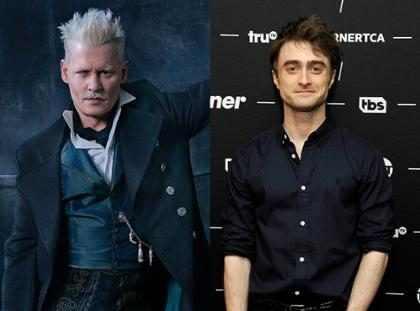 Daniel Radcliffe fala sobre escalação de Johnny Depp em Animais Fantásticos