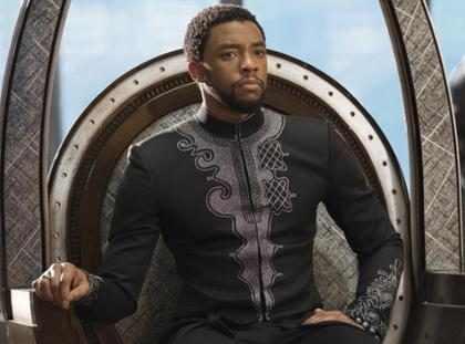 Black Panther se quita la camisa y te dejará sin aliento ¡Míralo!