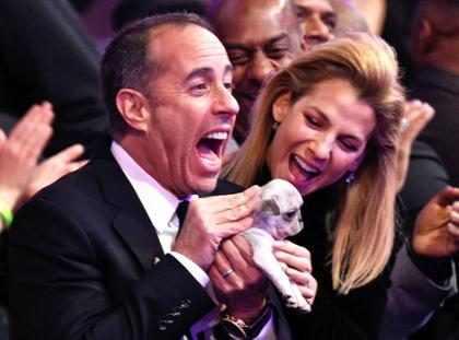 Los adorables cachorros que regalaron en el Grammy desataron una gran polémica
